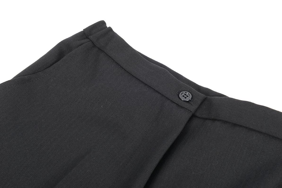Ladies Herringbone Trousers