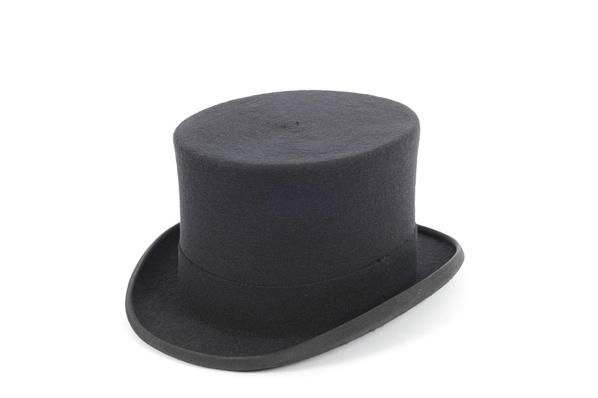 Budget Matt Wool Felt Top Hat