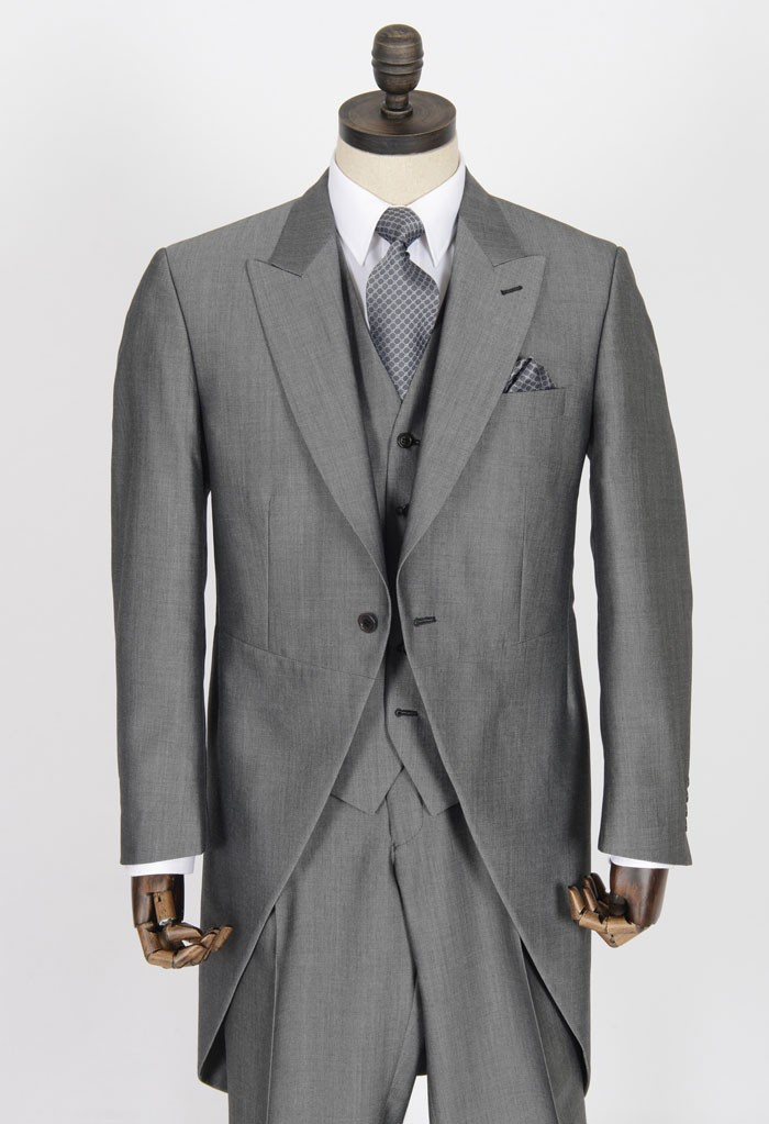 Mohair Tailcoat