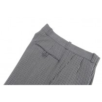 B Stripe Trousers, Pleated