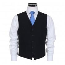 Charcoal Label Waistcoat SS17128