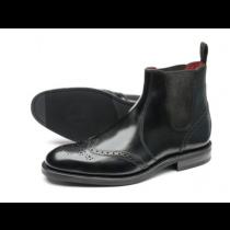 Hoskins Brogue Chelsea Boots