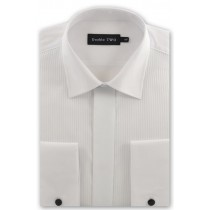 Ribbed Pique Dinner Shirt