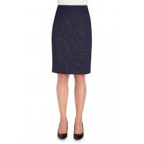 Ladies PVE Straight Skirt
