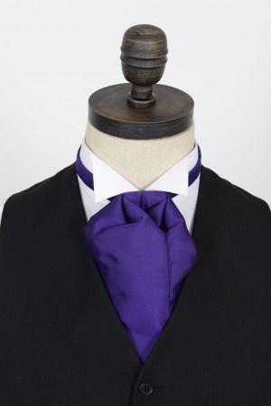 Purple Cravat