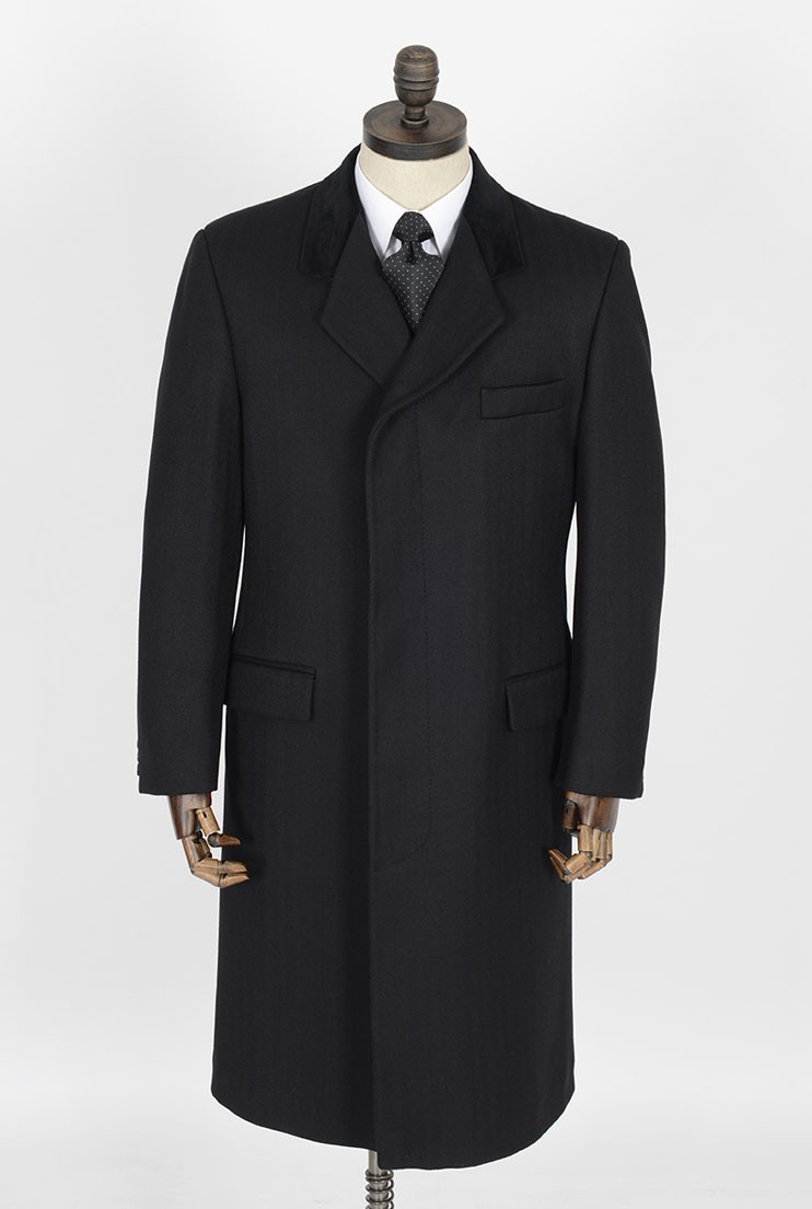 Heavyweight Overcoat