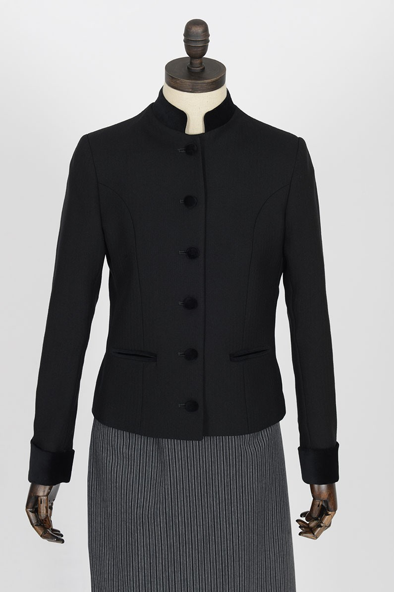 Ladies Trelawn Fitted Jacket