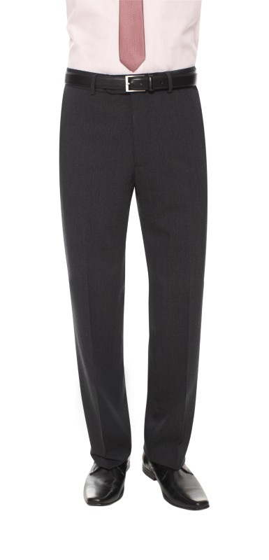 Gents Fully Washable Flat Front Trousers
