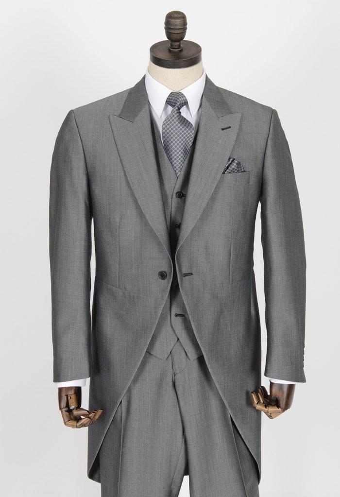 Mohair Tailcoat