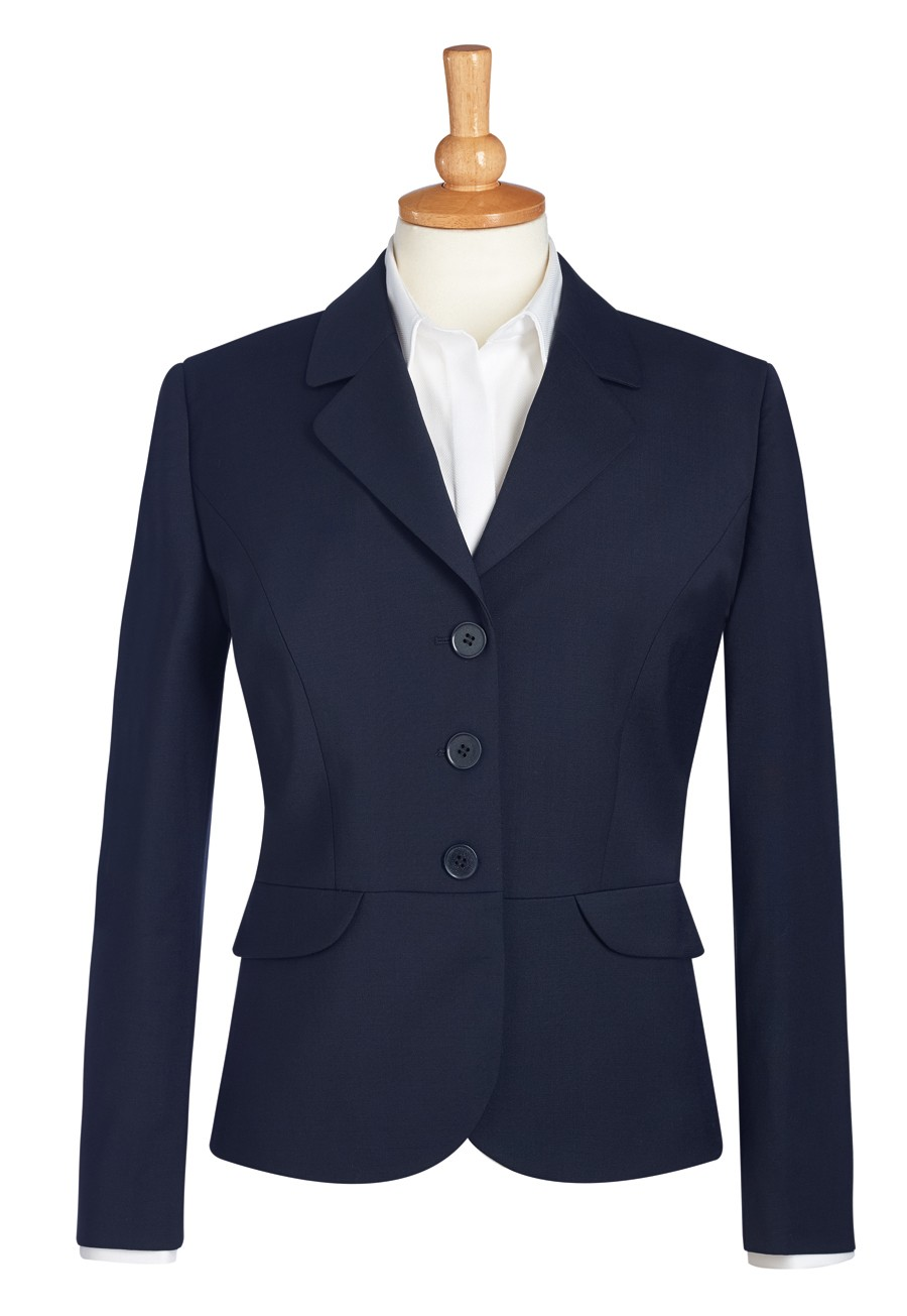 Tailored, Short Style Jacket