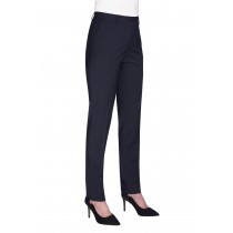 Slim Leg Weft Trousers