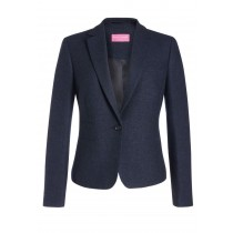 Ladies SB1 Tweed Slim Fit Jacket