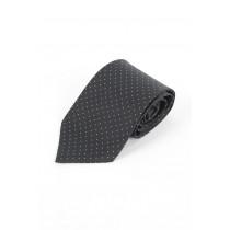 Black & White Spot Tie, Clip On