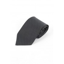 Black & White Spot Self Tie