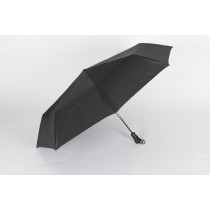 Gents Open & Close Jumbo Black Umbrella