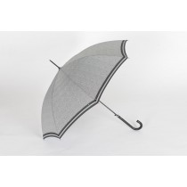 Ladies Prince of Wales Stripe Walking Umbrella