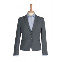 Slim Fit Weft Jacket