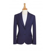 Tailored Weft Jacket, Button 2