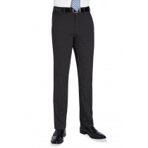 Slim Fit Flat Front PVE Trouser