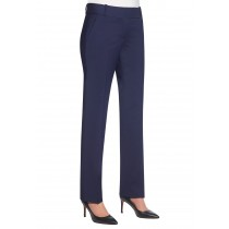 Tailored Leg Weft Trousers