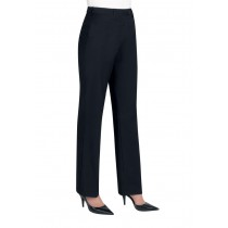 Straight Leg Weft Trousers